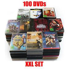 100 DVDs zum Top Preis! XXL Sammlung, Konvolut, Filme, Serien, Blockbuster ..