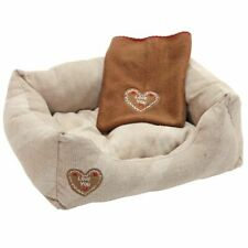 camas de perro de diseño danés DD pawmits Lumberjack Acolchada cubierta o Cama Colchón