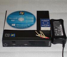 Mini-PC ITX Tiny LENOVO THINKCENTRE M92 core i3 4GB 500GB USB3 Intel HD W10pro64