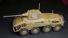 Painted 28mm Bolt Action German Puma armored car- FREE Shipping