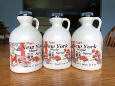 NY State Maple Syrup Quarts (3)  (2020
