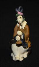 """2""""L x 1""""W Female piper mudmen bonsai figurine"""