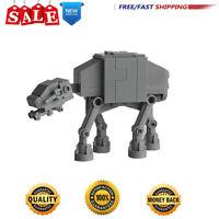 MOC 8089 Tiny Motorized Walking AT-AT Set Toy Bricks Star Wars Building Blocks