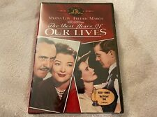 The Best Years of Our Lives (Dvd, 1946) Myrna Loy Fredric March Dana Andrews