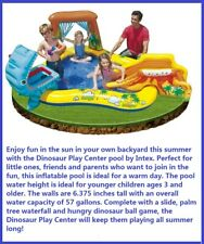 Safety Play Areas Inflatable Bounce House Kids Slide with Blower Fun Jumpe Games