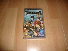 VALKYRIA CHRONICLES II RPG DE SEGA PARA LA SONY PSP NUEVO PRECINTADO