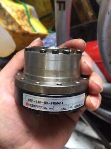 1x Harmonic Drive Gearbox /Getriebe Size 14 Rotary 50