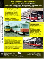 DVD Die Dresdner Straßenbahn damals & heute (1993 - 2017)