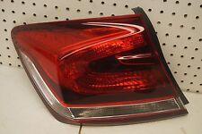 2014 2015 Honda Civic Sedan Left Driver Side Tail Light OEM USED