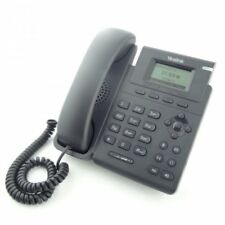 Yealink T19P E2 Entry-level IP Phone with 1 Line -Comes with UK power supply-3CX