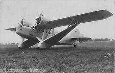 Postcard 1023 - Aircraft/Aviation Real Photo Bellanca Aircruiser Mexico 1941