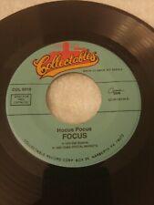 Focus Hocus Pocus Andy Kim Rock Me Gently 45 Jukebox
