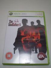 X-BOX 360 VIDEO GAME LIVE , GODFATHER II (2) ,18+ .