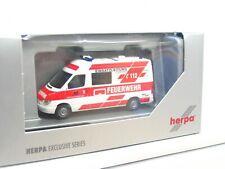 Herpa 1/87 275347 MB Sprinter Einsatzleitung Berufsfeuerwehr Trier OVP (KV2260)