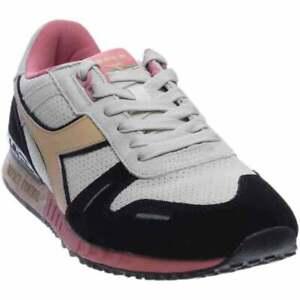 Diadora Titan Premium Mens  Sneakers Shoes Casual   - Black - Size 12 D