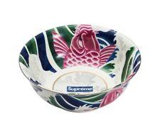 Supreme Waves Ceramic Bowl Brand New In Box.