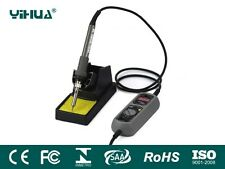 YIHUA 908+220V 60W Electric Adjustable Soldering Iron Station For Welding Rework