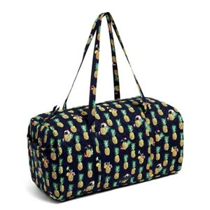 Vera Bradley **TOUCAN PARTY** Factory style Large Travel Duffel Bag  NWT
