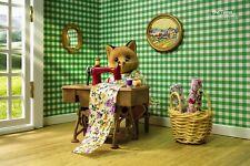 Sylvanian Families Calico Critters Roxy Renard's Home Interior Set