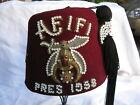 1958 SHRINER FEZ President AFIFI Temple w/ Tassel (Tacoma, WA) *Ships Free 2 US!