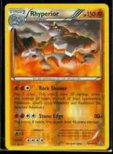 Pokemon RHYPERIOR 76/160 - XY Primal Clash RARE Rev Holo MINT!