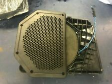 2007 BMW 3 SERIES 318i E90 FRONT RIGHT UNDER SEAT WOOFER SPEAKER 43040741982