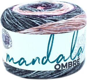 Lion Brand Mandala Ombre Yarn-Felicity