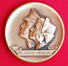 SALVATION  ARMY  1965  CENTENNIAL  COIN