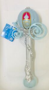 Disney Parks Cinderella Carriage Coach Light Up Bubble Blower Machine Wand Toy