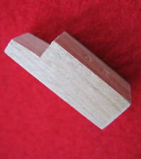 Harpsichord Jack Plectrum Trimming Block - for ALL Delrin & Leather Plectrum
