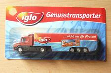 Modelo Camión CERVEZA transporte de cerveza SCANIA 124l 400 IGLO HS 9