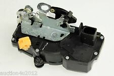 07 08 09 10 Pontiac G6 Rear Left door Power Lock Latch Actuator OEM w/ sec.lock