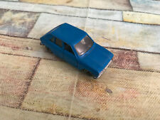 Voiture Miniature Peugeot 104 Polistil Italy au 1/43