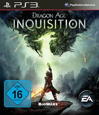 Dragon Age: Inquisition (Sony PlayStation 3, 2014, DVD-Box)