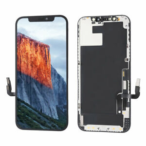 LCD Display For iPhone X XR XS 11 Pro Max 12 Pro Touch Screen Frame Replacement