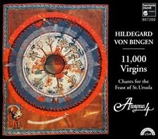 11,000 Virgins: Chants for the Feast of St. Ursula (CD, Sep-1997, Harmonia Mundi (Distributor))