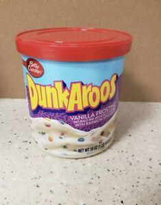 DunkAroos Vanilla Frosting!!!
