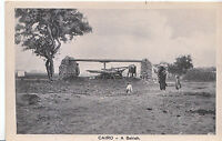 Egypt Postcard - Cairo - A Sakieh    A9129
