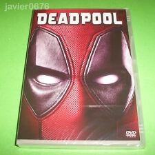 DEADPOOL DVD NUEVO Y PRECINTADO RYAN REYNOLDS