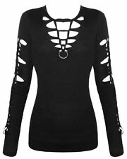 Hand-wash Only Gothic T-Shirts for Women