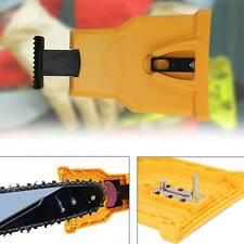 6x Kettenschärfgerät Kettensägen Schärfer Führungsschienenschleifwerkzeuge