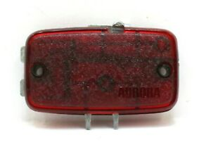 Vintage Aurora 1589 AFX Combination HO Slot Car Track Key Chain Tool red 70s Exc