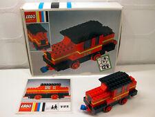 Lego 723 - Diesel Locomotive / 12V Eisenbahn 1970 / 70er Jahre Vintage komplett