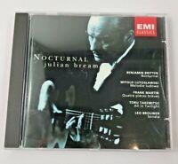 Nocturnal Julian Bream CD EMI Classics