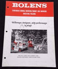 s l225 heavy equipment manuals & books for bolens tractor ebay  at gsmx.co