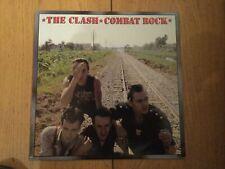 The Clash Combat Rock Vinyl 1982