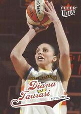 2004 FLEER ULTRA WNBA DIANA TAURASI ** ROOKIE CARD ** UCONN PHOENIX MERCURY
