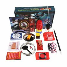 20 Exciting Magician Props Starters Kids Magic Tricks Kit Set Instruction DVD