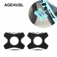 AGEKUSL Pedal Cleats Cover Bracket Converter For Speedplay Pedals System 1 Pair