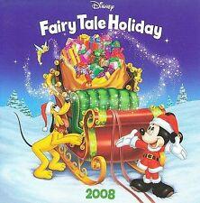 Fairy Tale Holiday by Various Artists (CD, 2008, Walt Disney)